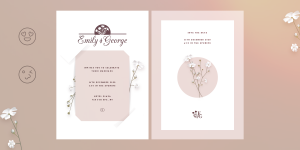 How to Add Effects and Emojis to Invitation Cards?