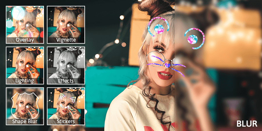 How to Add Stickers to your Images?